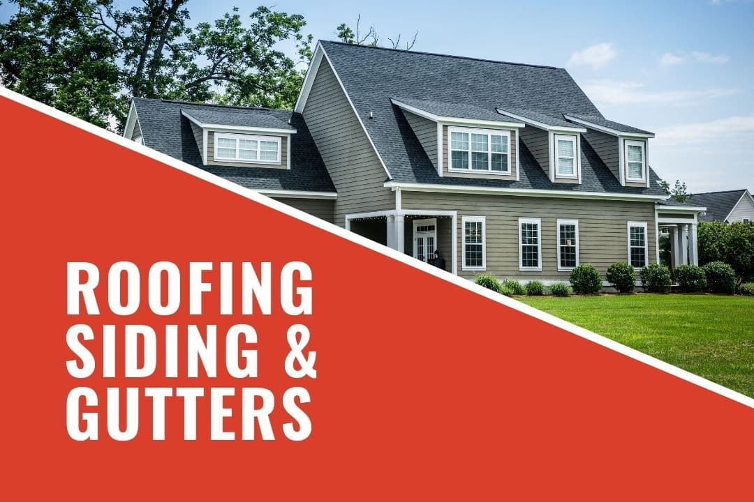Roofing Siding and Gutters in Chicago